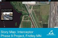 Fridley Interceptor Phase 9 Project